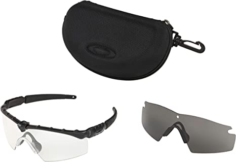 Specialità Sì Monarchia  Amazon.com: New USGI Oakley Standard Issue Ballistic M Frame® 2.0 Strike  Array 2 Lens Kit: Everything Else