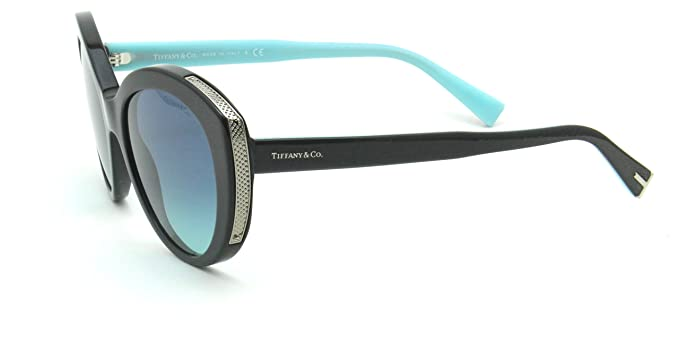 da645ca46cb Amazon.com  Tiffany   Co. TF 4151 Women Cat-Eye Gradient Sunglasses ...