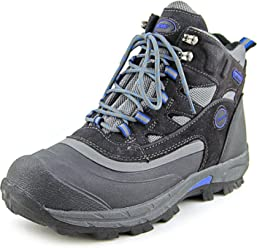 Khombu Mens Fleet Hiker Terrain Weather Rated Boots