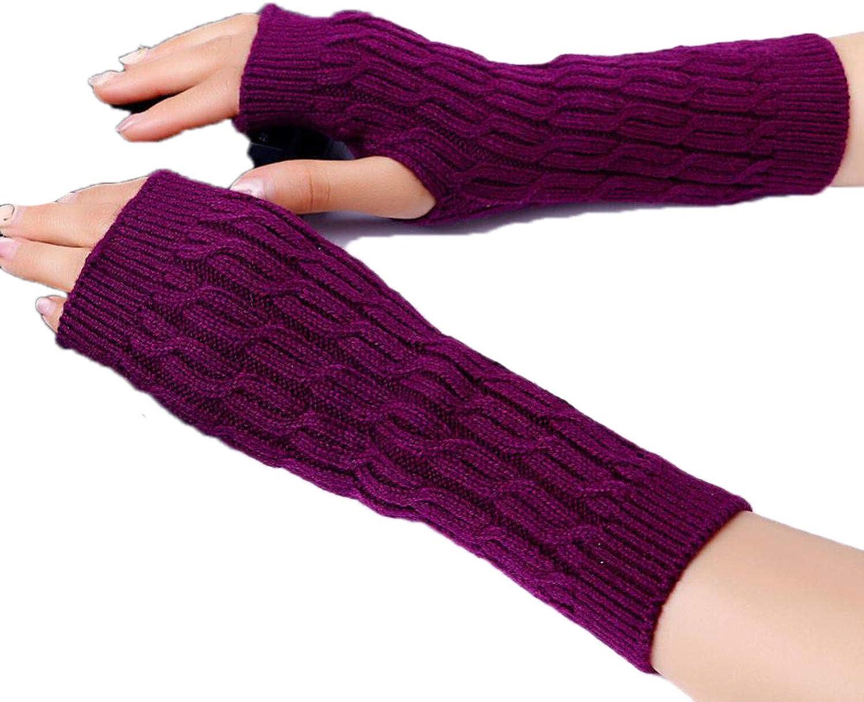 Women Cashmere Gloves...