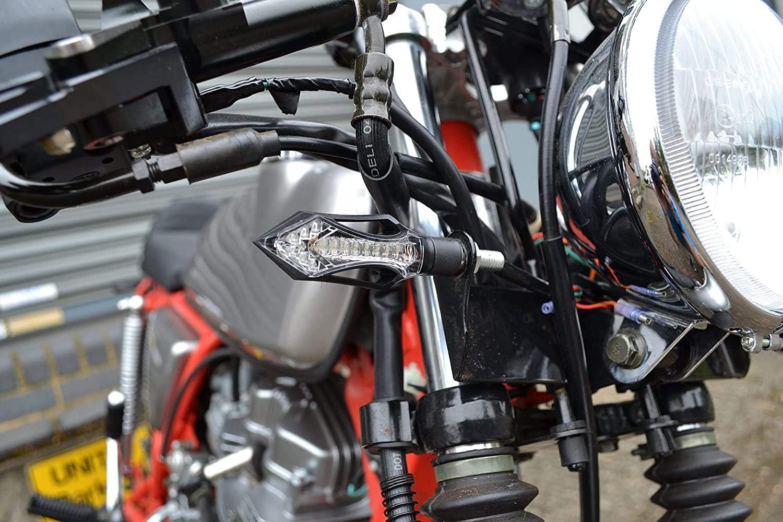Moto Led Frecce Anteriori per Streetfighter e Street Moto