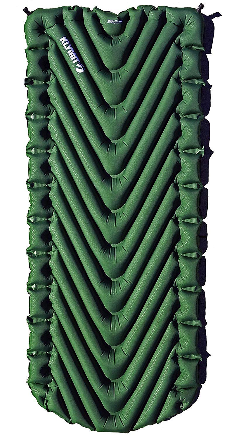 Camping Sleeping Pad//Mat Klymit Static V Luxe