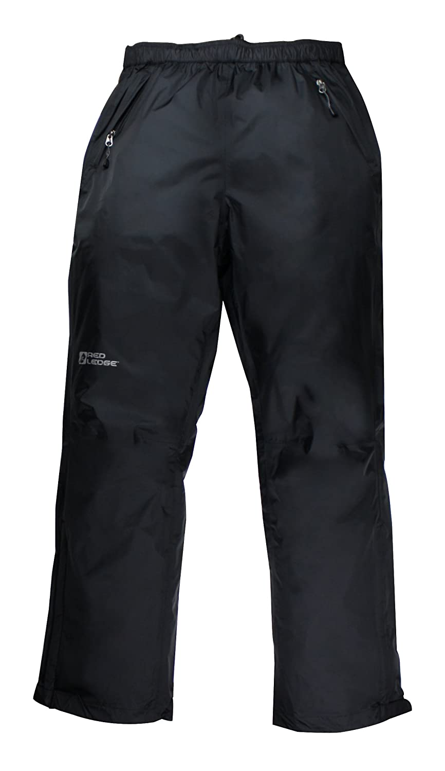 Red Ledge Men's Free Rein Full-Zip Pant Full Side Zip Rain Pant 18635