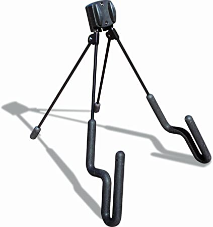 Amazon.com: Quiklok Compact Low A Frame Electric Guitar Stand - Black: Musical Instruments