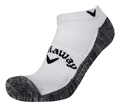Image Unavailable. Image not available for. Color  Callaway Golf Elite Low  Cut Socks 2-Pack Assorted 5984b17d71d