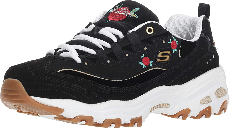 D'Lites-Rose Blooms Sneaker