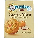 Mulino Bianco - Biscotti Cuor di Mela - 3 confezioni da 300 g [900 g]