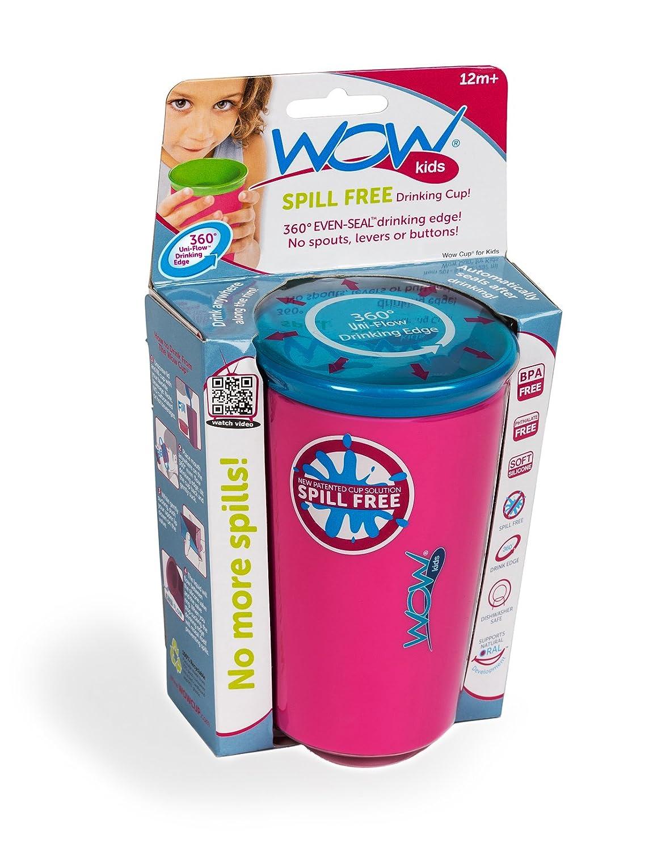 Wow Kids Taza rosa rosa Talla:1 pack