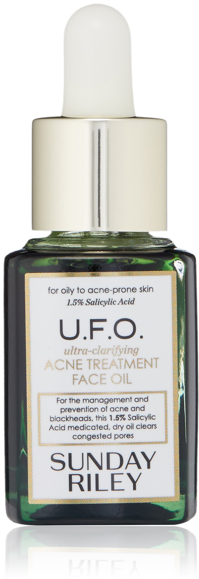 Sunday Riley U.F.O. Ultra-Clarifying Face Oil, 0.5 Fl Oz