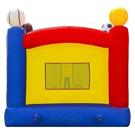 Amazon.com: Casa de brincos por Inflatable HQ, diseño ...