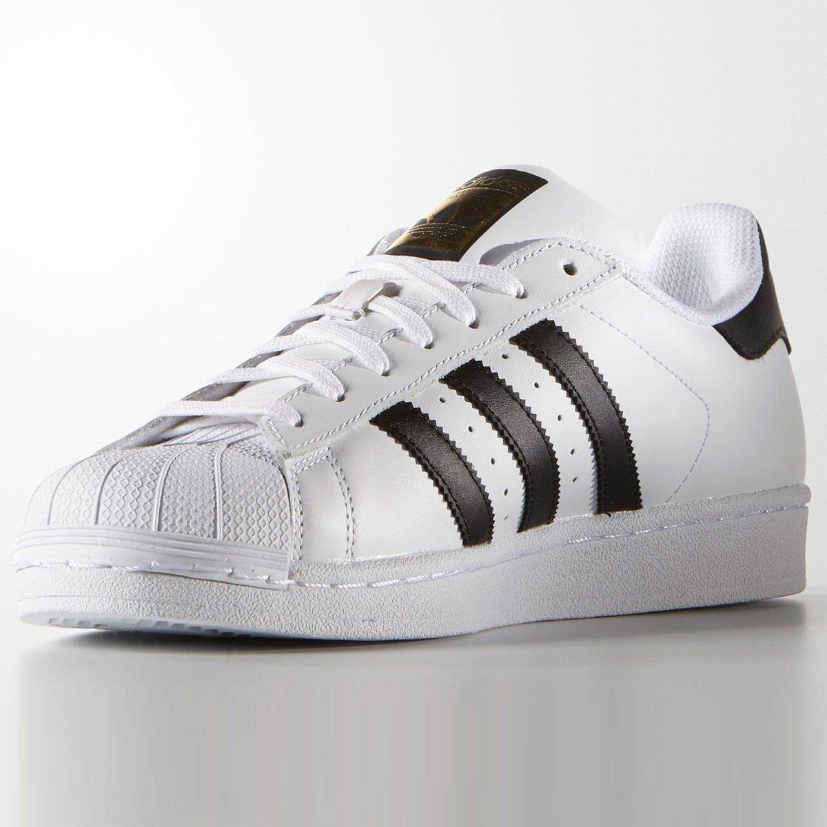 adidas (アディダス) スーパースター adidas Originals SUPERSTAR C77124 BB2246 BZ0190 B06Y1FYXXS 26.5 cm|ホワイト ホワイト 26.5 cm