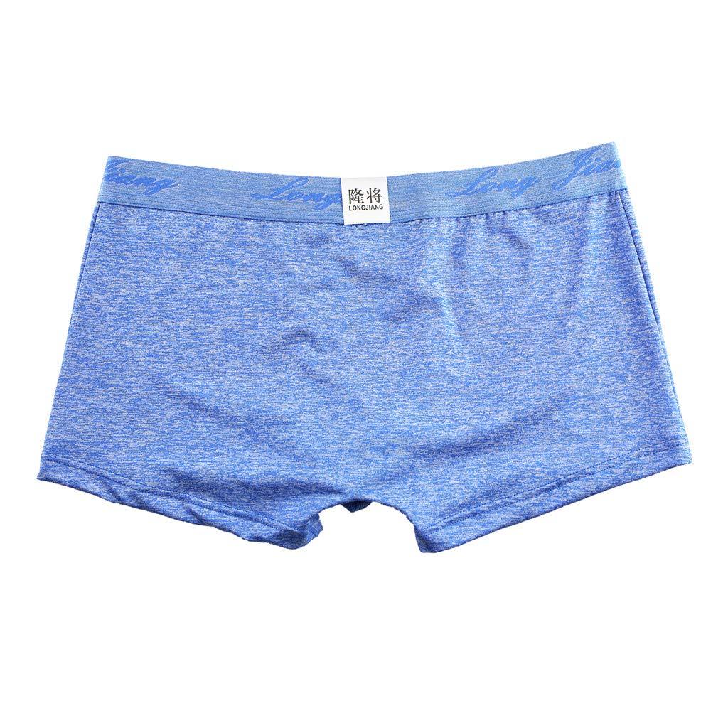 Kinlene Calzoncillos Suaves para Hombres Calzoncillos Bragas Pantalones Cortos Ropa Interior Sexy: Amazon.es: Ropa y accesorios