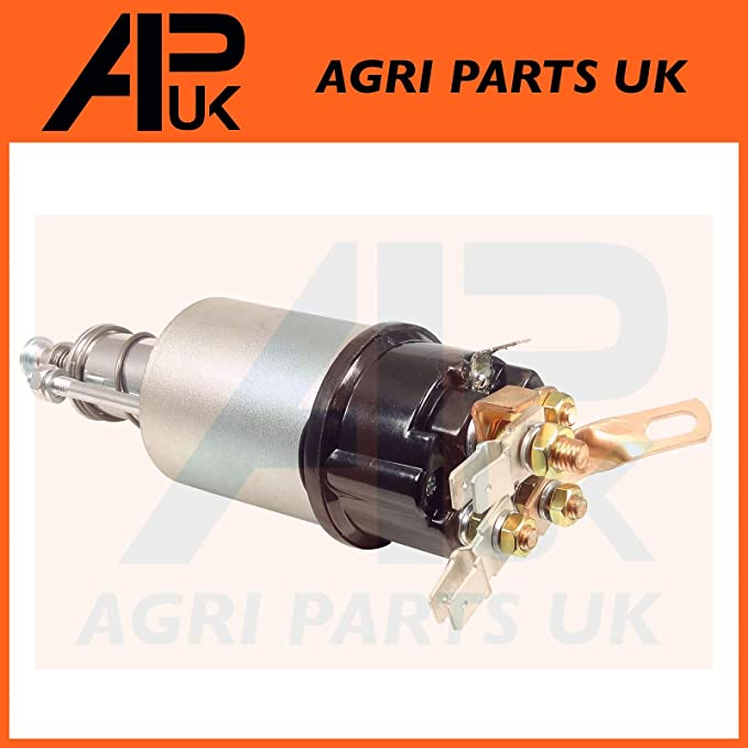 APUK Starter Motor Solenoid Switch Compatible with Leyland 482 485 602 604 702 704 802 804 Tractor