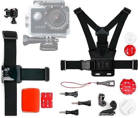 DURAGADGET Kit de Accesorios para Cámara Deportiva VicTsing EyproV, Victure AC800: Amazon.es: Electrónica