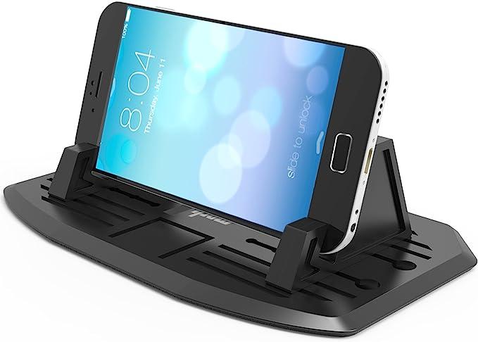 Ipow Universal Silikon Handyhalterung Antirutschmatte Elektronik