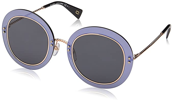 Amazon.com: marc jacobs anteojos de sol (marc-262-s EL9/IR ...