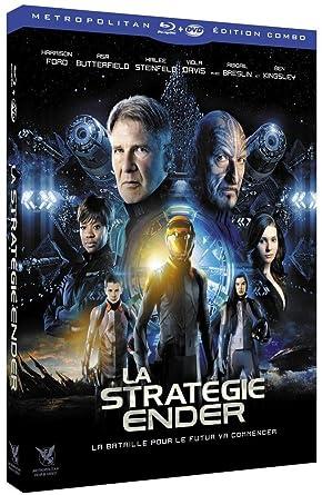 La Stratégie Ender Combo Blu-ray + DVD Combo Blu-ray + DVD Combo ...