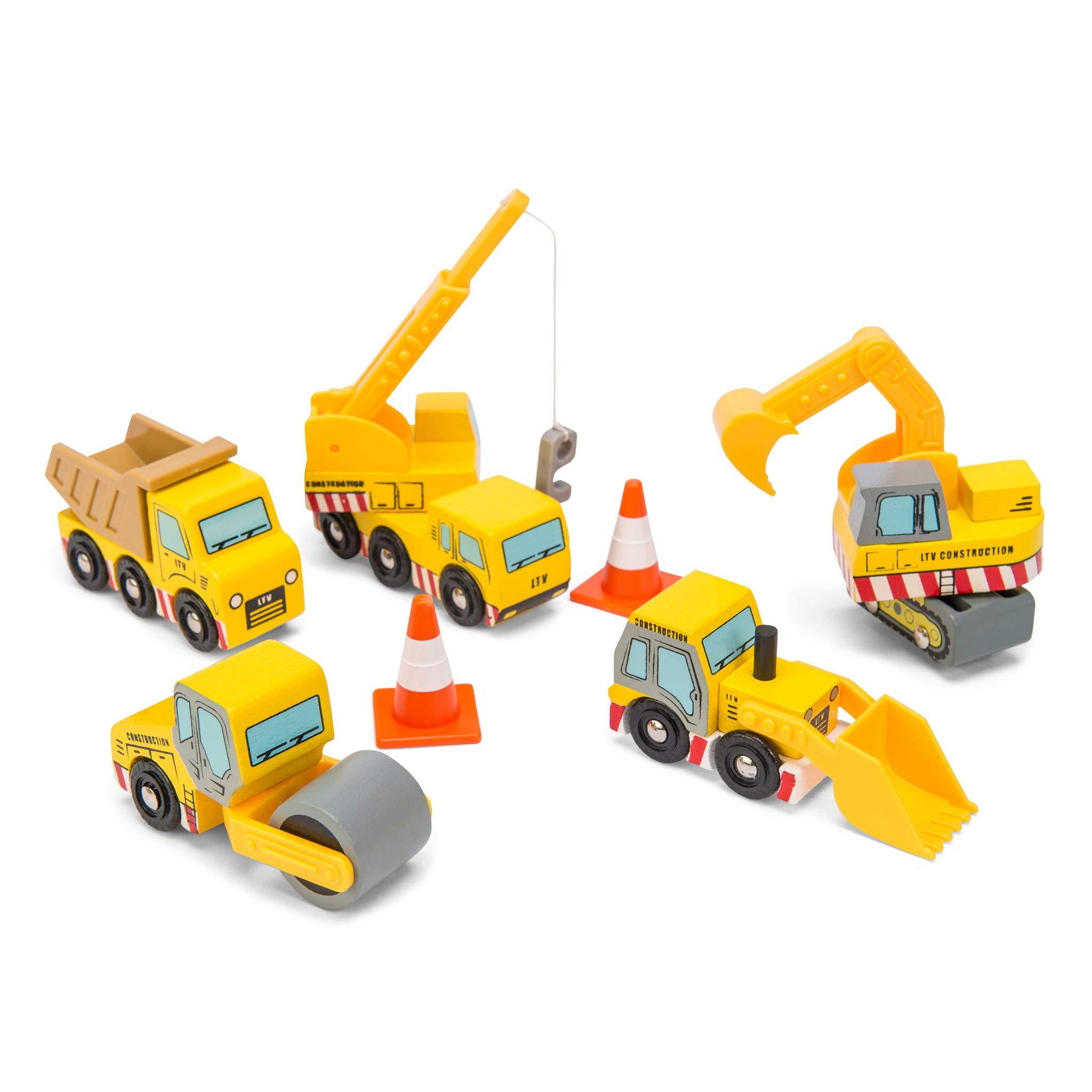 Le Toy Van TV442 Construction Set