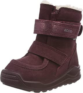 ECCO Baby Girls' Snowride Classic Boots: Amazon.co.uk: Shoes
