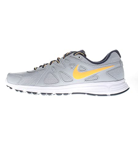 nike revolution scarpe grigie uomo