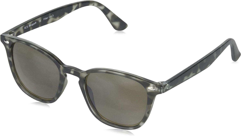 A.J. Morgan Sunglasses P.edwards Square Sunglasses