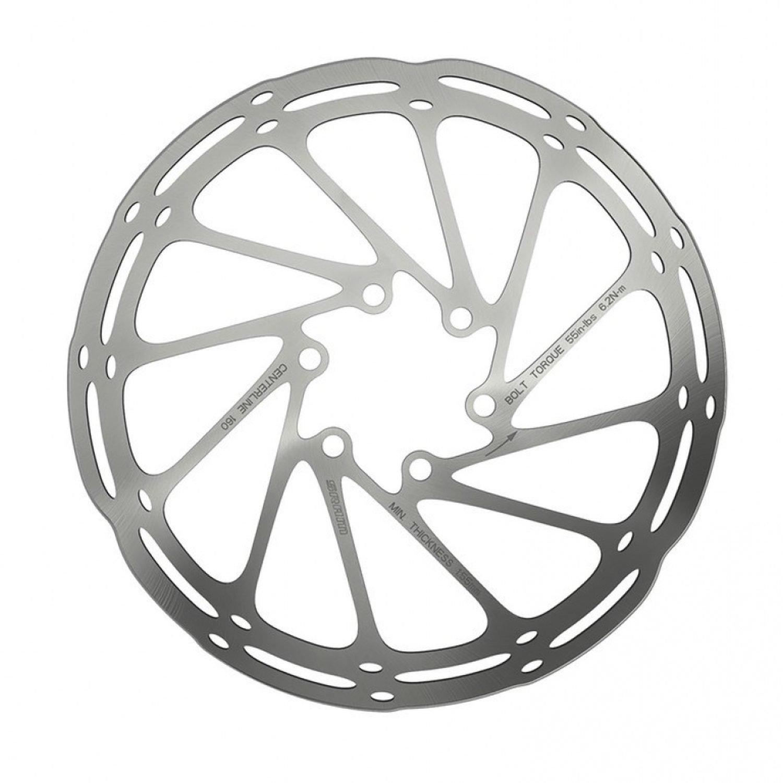Rounded Disco de freno Sram Rotor Centerline|/Ø 200 mm