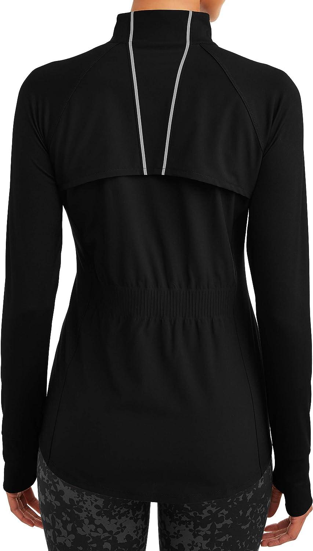 Avia Activewear Womens Flex Tech Full Zip Jacket