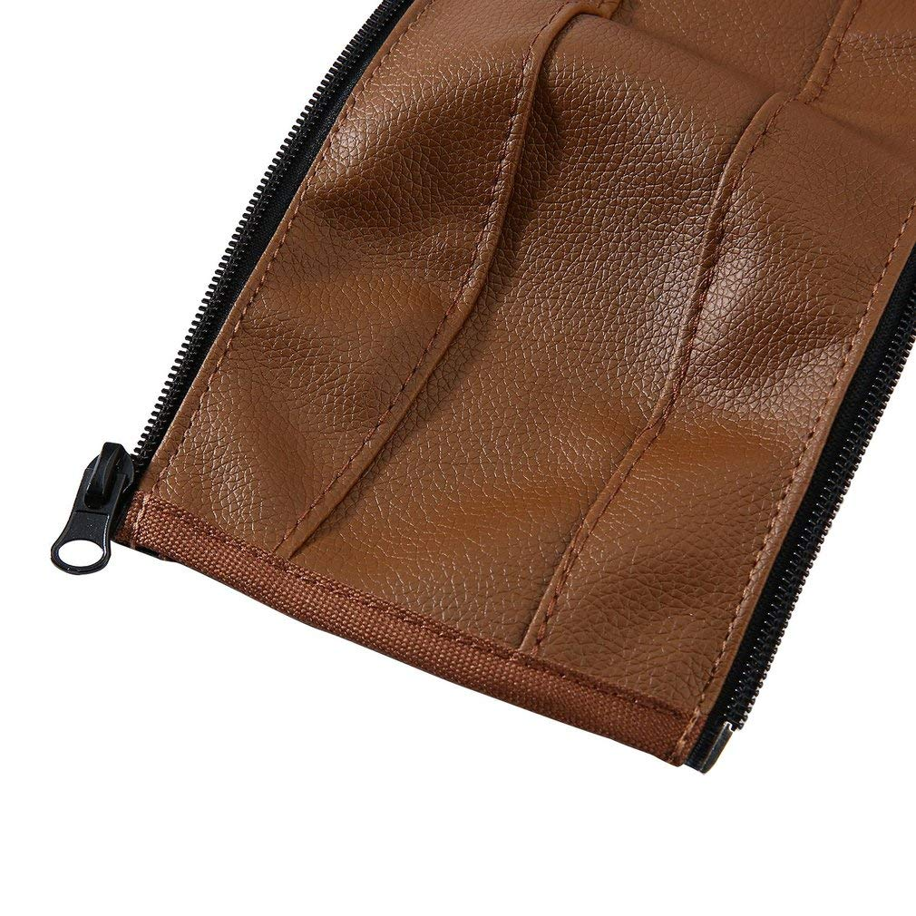 FISOUL Baby Pram Accessories Stroller Armrest PU Leather Case Cover for Arm Covers