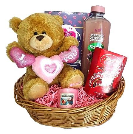 Día de la madre/cumpleaños regalo cesta/Cesta, regalo para ...