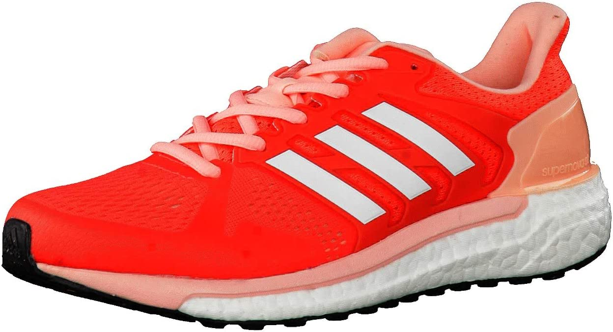 adidas Supernova St W Chaussures de Tennis Femme, Orange