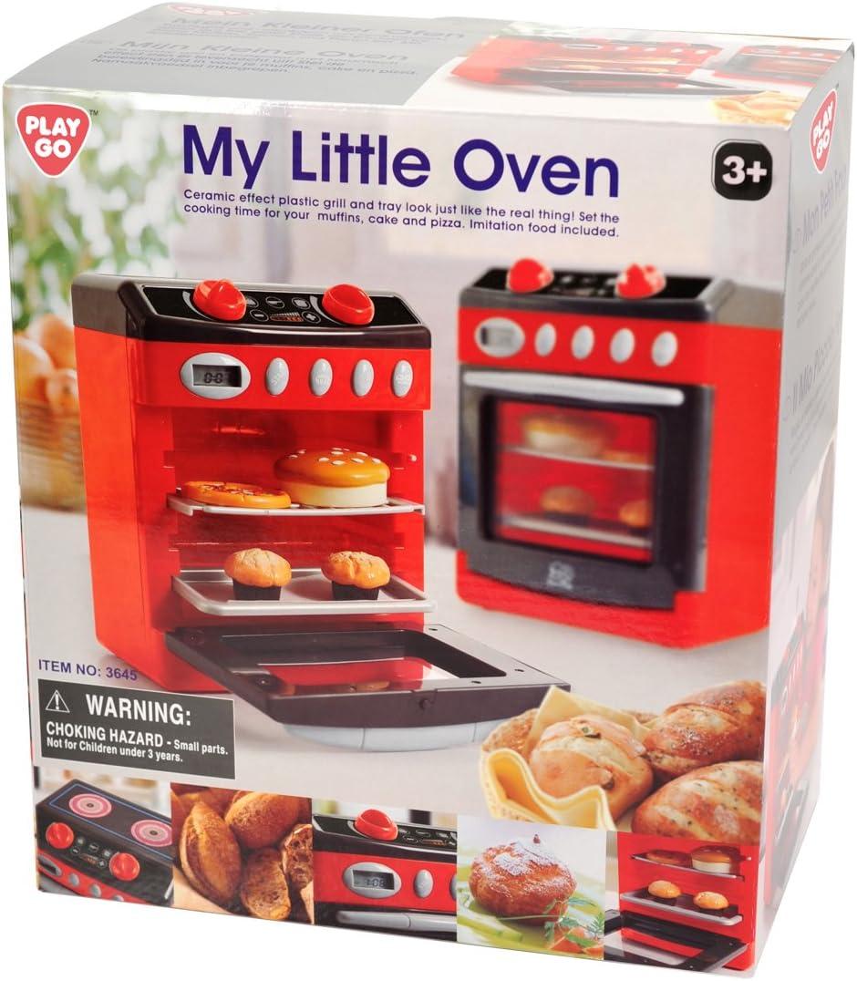 PlayGo 3645 - Mis microondas, Juguetes de Cocina: Amazon.es ...