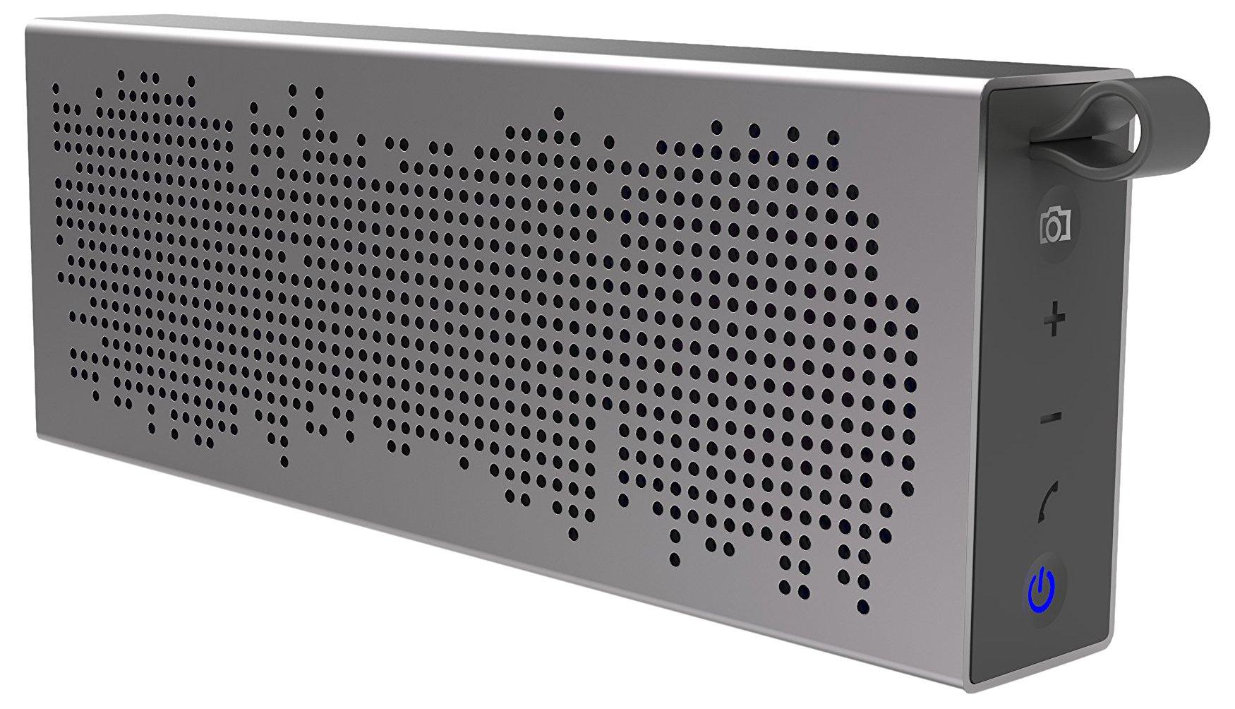 TechComm BT718K Bluetooth Speaker with Selfie Timer &...