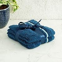 Home Centre Colour Connect Hand Towels - Set of 2 - Blue