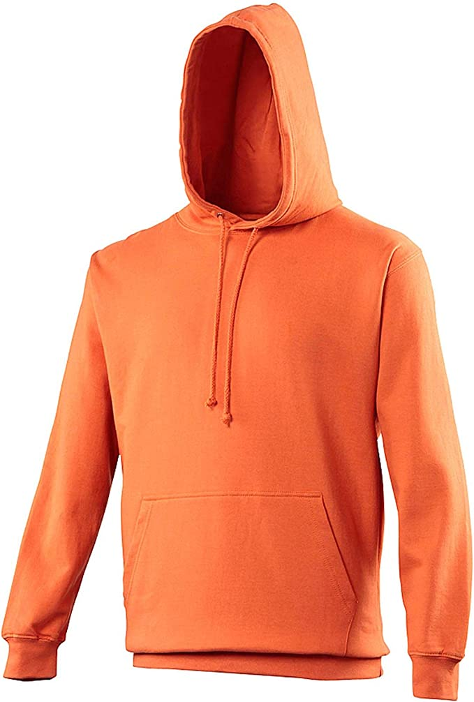 AWD Burnt Orange Hoodie Size M