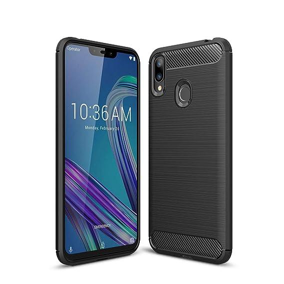 Amazon.com: KATIAN Asus Zenfone Max (M2) ZB633KL Case ...