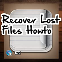 Recover Lost Files Howto