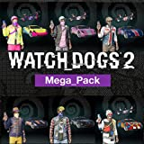 Watch Dogs 2 Mega Pack - PS4 [Digital Code]