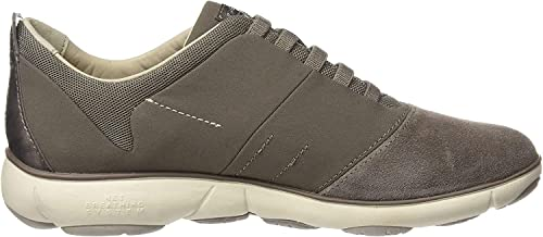Geox Damen D Nebula G Low Top Sneakers: : Schuhe