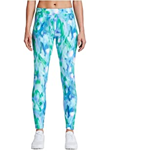 a6f6c53db97bc NIKE Wmns Club Printed leggings ladies sports trousers Black 678995 ...