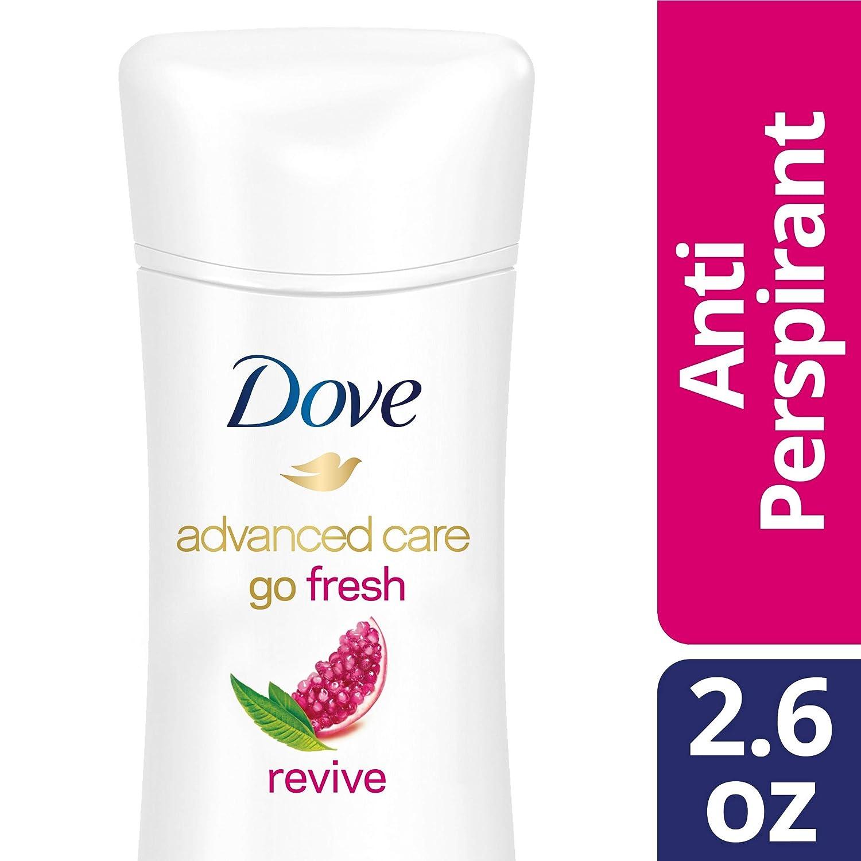 Dove Advanced Care Antiperspirant, Revive 2.6 oz