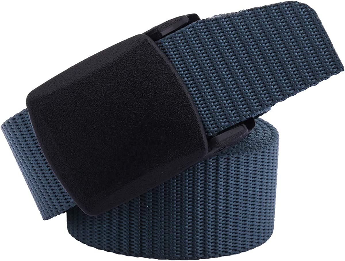 """Moonsix Nylon Belts Men1.2""""..."""