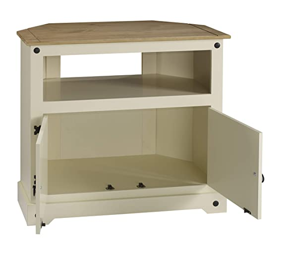Amazon.com: Corona – Mueble esquinero para televisor ...