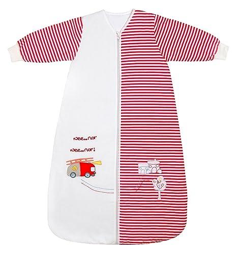 Slumbersac - saco de dormir de invierno, de niño, de manga larga, 3