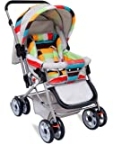 R for Rabbit Lollipop - The Coloful Pram- Baby Stroller