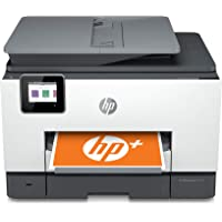 HP OfficeJet Pro 9025e All-in-One Wireless Color Printer for Home Office, with Bonus 6 Months Free Instant Ink with HP…