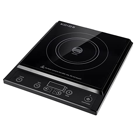 Placa de cocina, Placa de inducción de 2000W, Koios Cocina de inducción multifuncional con