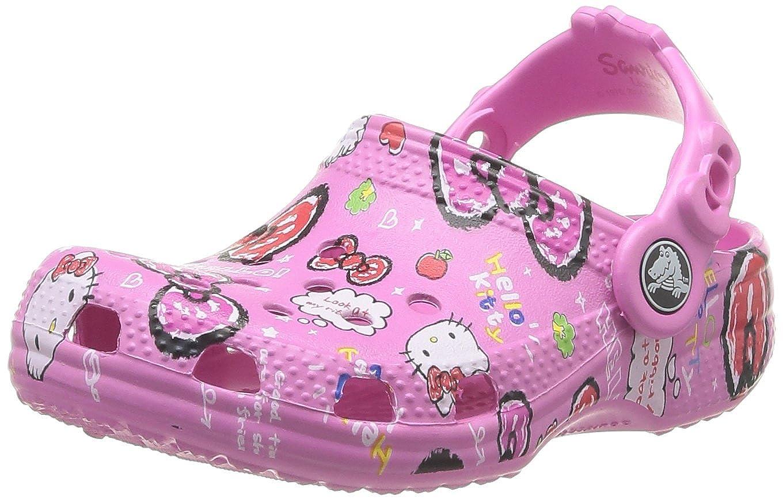 Crocs Hello Kitty Good Times, Sabots Fille 15780