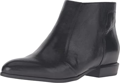 Nine West Women's Doplar Black Leather Boot ...
