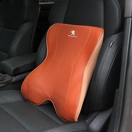 Apoyo lumbar almohada - Cojín de silla para inferior dolor ...