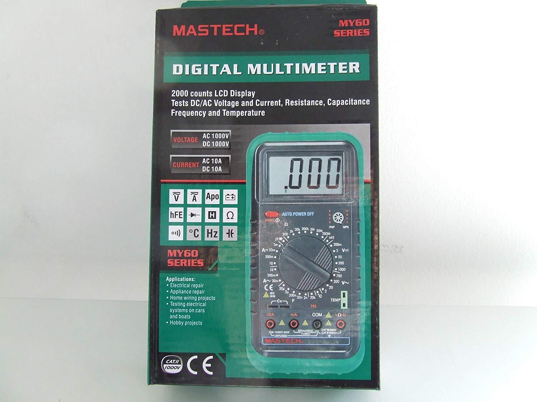 multimeter Digital my64/Mastech Profi Hand multimeter